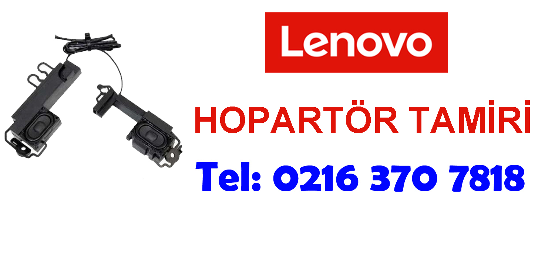 Lenovo Laptop Hoparlör Tamiri ve Değişimi
