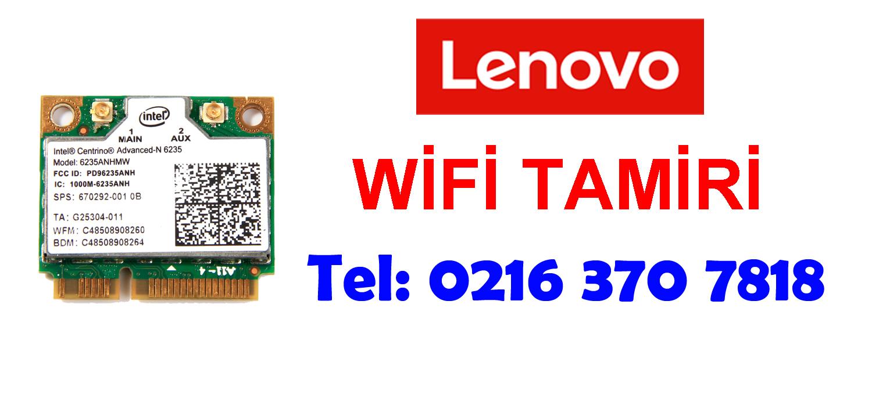 Lenovo Wifi Açılmıyor Sorunu ve Tamiri