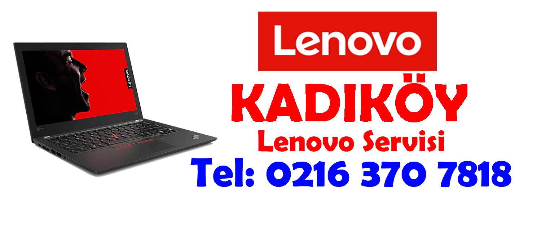 Kadıköy Lenovo Servisi